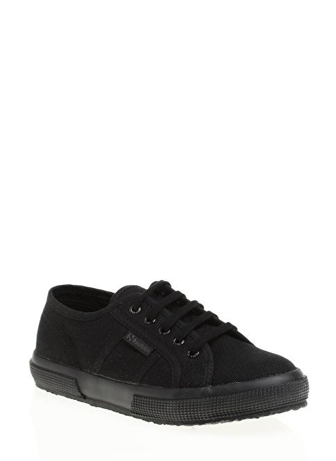 Superga Spor Ayakkabı Siyah
